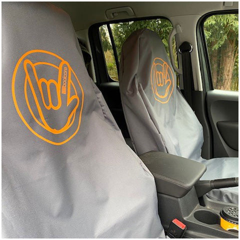 booicore Universal Waterproof Car Seat Covers