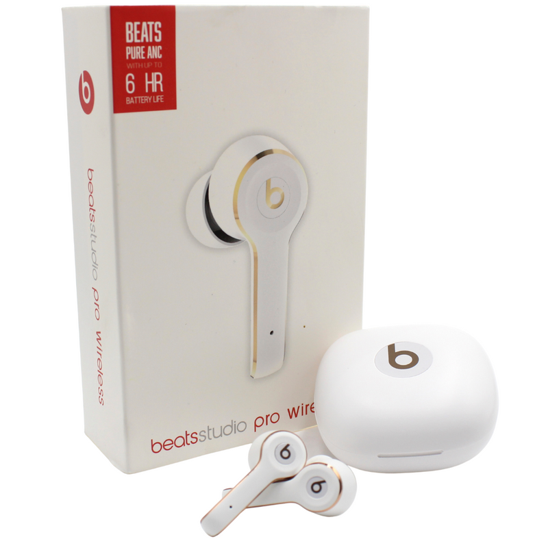New BeatsStudio Pro Wireless Bluetooth Earbuds Noise Reduction