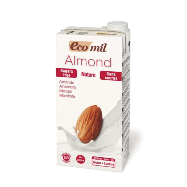 ECOMIL Laboratorios Almond Drink With Almond Nature