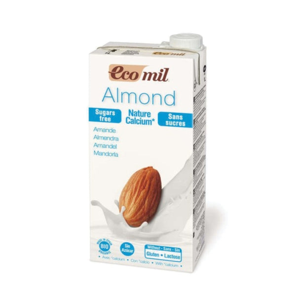 ECOMIL  Laboratorios Almond Drink With Calcium