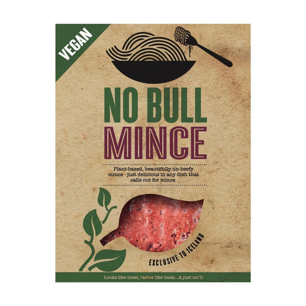 EXCLUSIVE TO ICELAND No Bull- Mince, 500gm