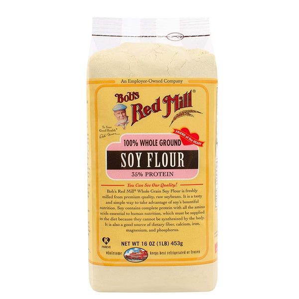 BOB'S RED MILL Whole Ground Soy Flour
