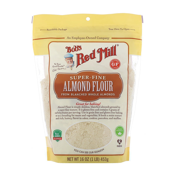 BOB'S RED MILL Almond Flour, 453gm