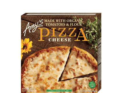 AMY'S Single Serve Cheese Pizza 175gm