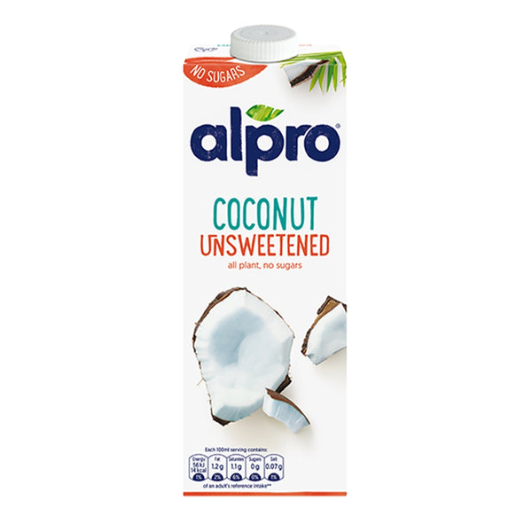 ALPRO Coconut Unsweetened Drink, 1L