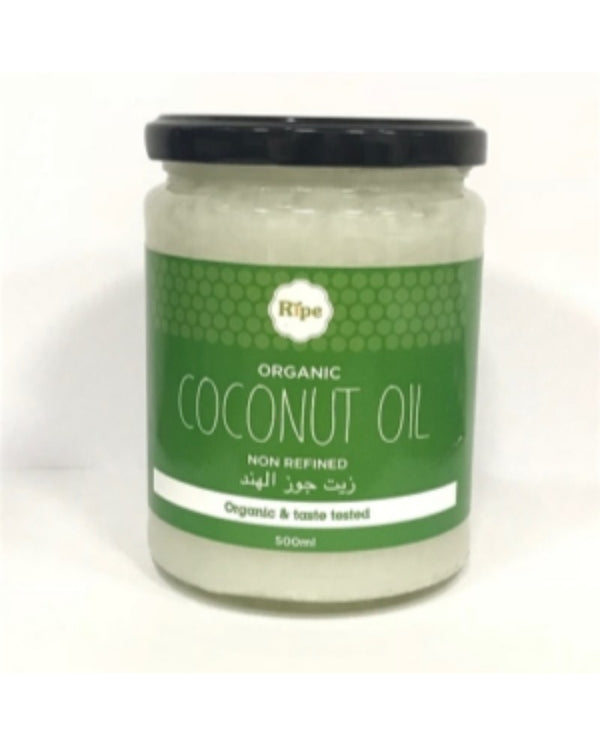 Ripe Organic Coconut Oil