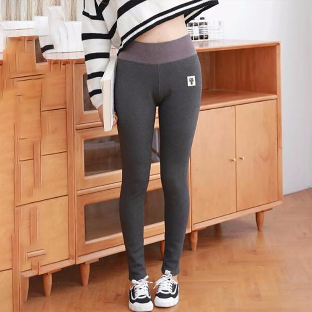 Women's Winter Warm Fleece Lined Leggings