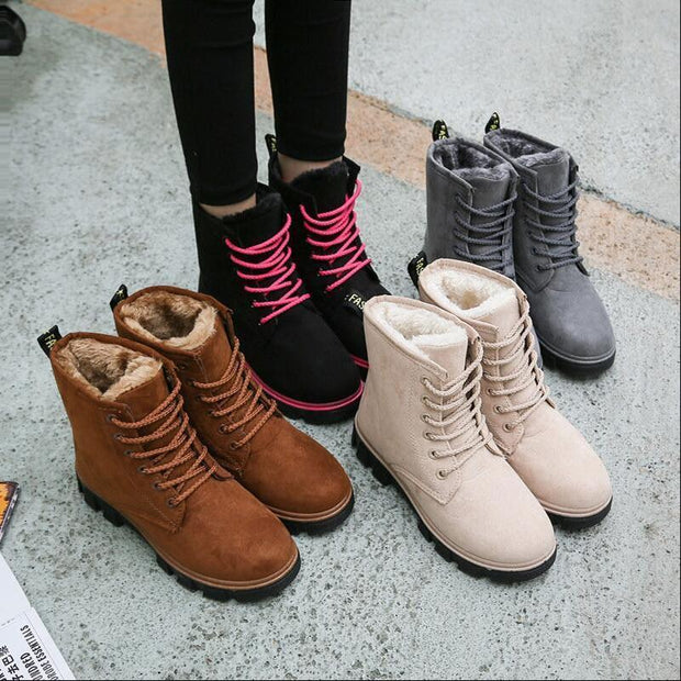 Women's Waterproof Boots