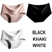 Women's 3Pcs Seamless Panties - ByDivStore
