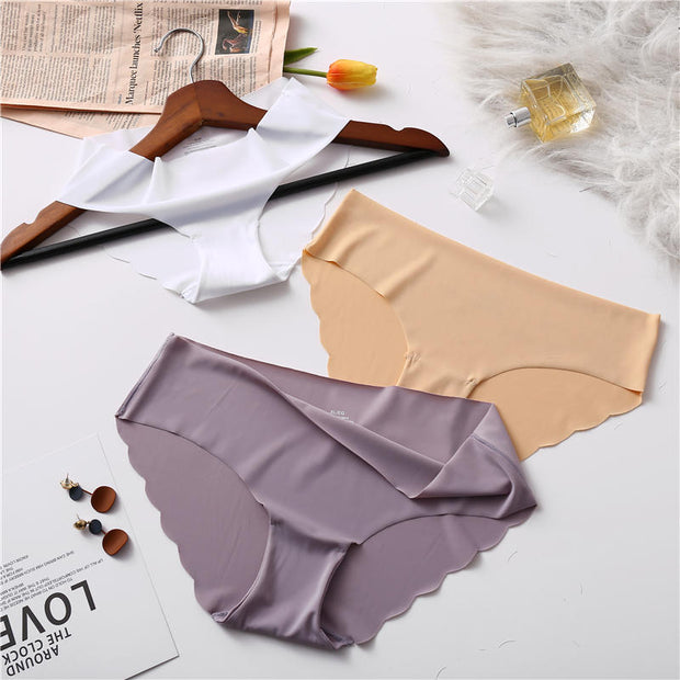 Women's 2Pcs Seamless Panties - ByDivStore