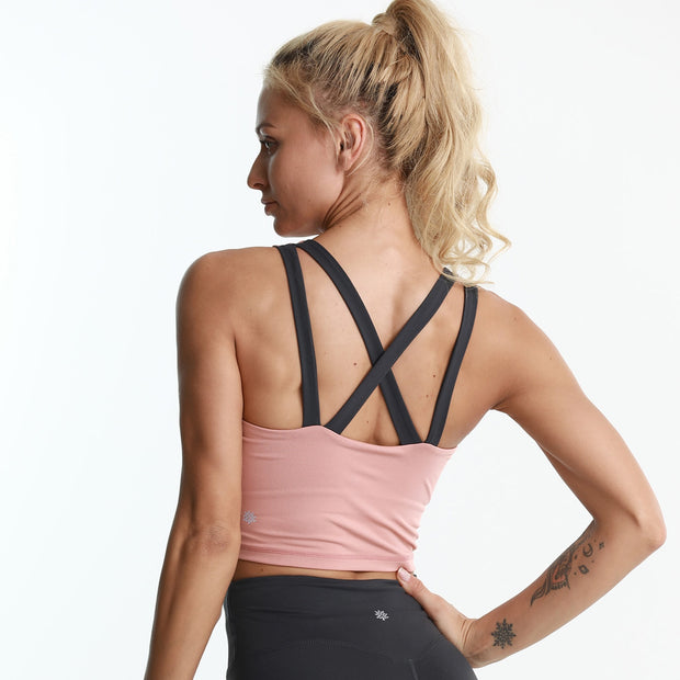 Women's Cross Shockproof Bra - ByDivStore