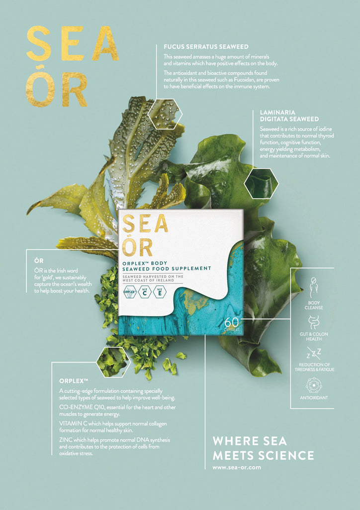 What are Sea Ó supplements