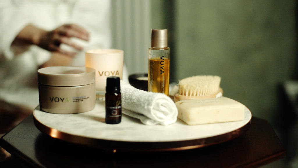 Voya Bath and Body Care Products