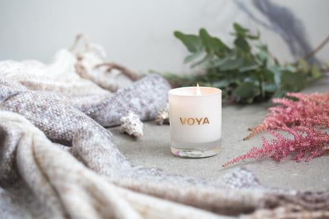 Voya Scented Candles