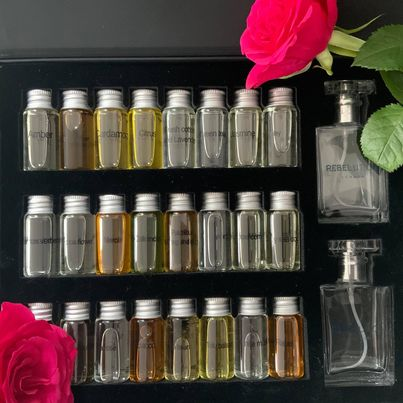 Rebelution London Fragrance blending kit