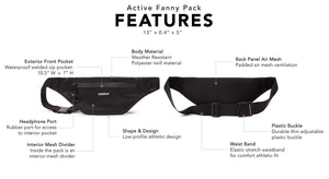 Vooray Fanny Packs