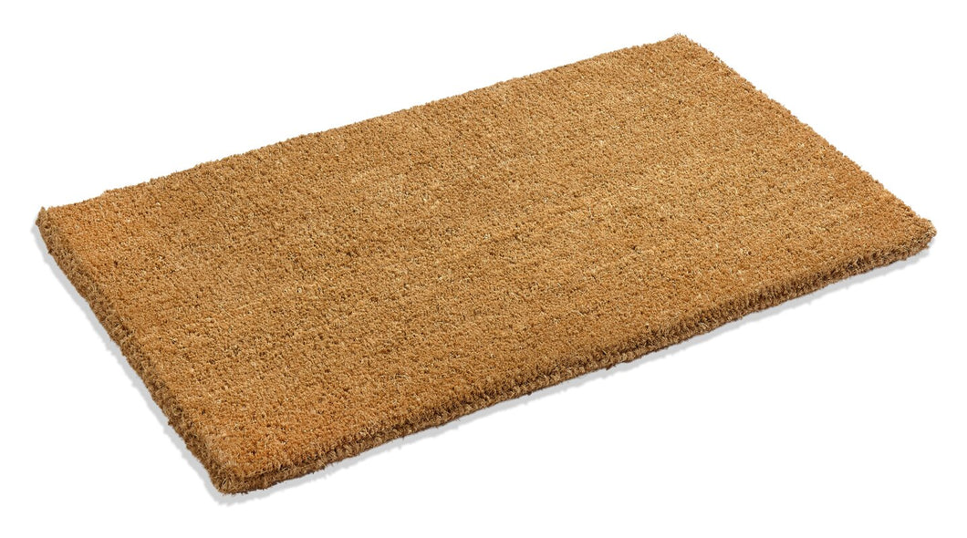 Assorted Plain Coir Doormats
