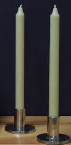 "12 "" Dripless Taper Candles"