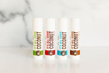 Load image into Gallery viewer, Coconut Oil Lip Balm