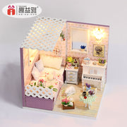 Love in Budapest DIY Doll House