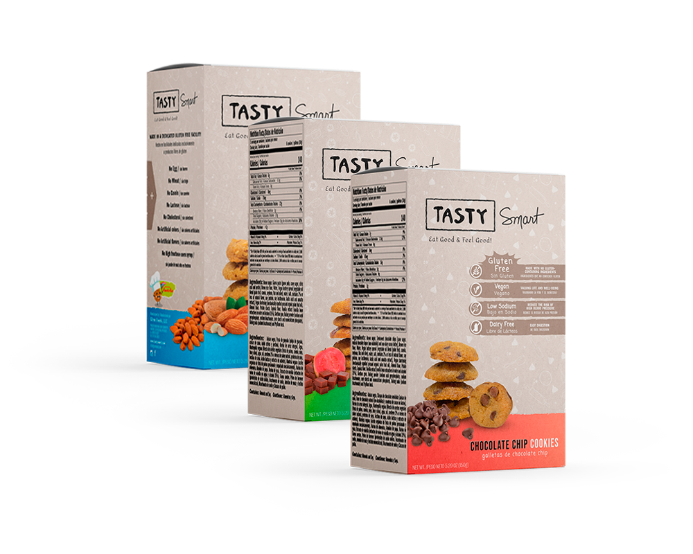 Tasty Smart Cookies Bundle