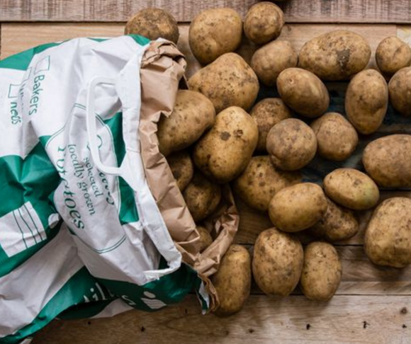 Sack of Potatoes - 10kg or 25kg