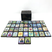 Black Edition Sawyer's Lenormand Tiles