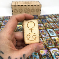 Sawyer's Path Tarot Tiles