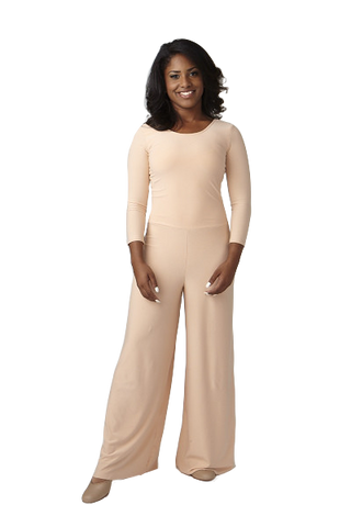 3/4 Sleeve Jumpsuit