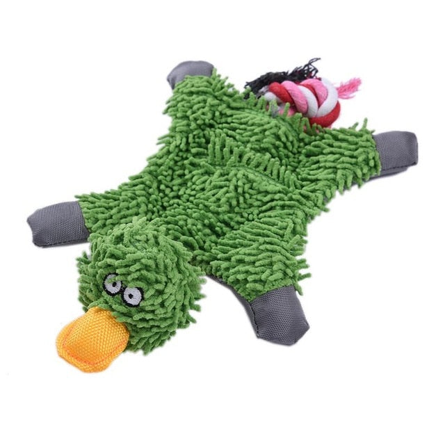 Squeaky Animal Pet Toys