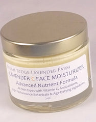 Lavender C Face Cream