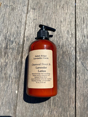 Oatmeal Stout & Lavender Lotion