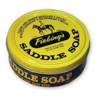 Fiebings saddle soap for mens handmade leather goods
