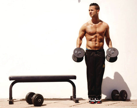 Mens Workout Routines