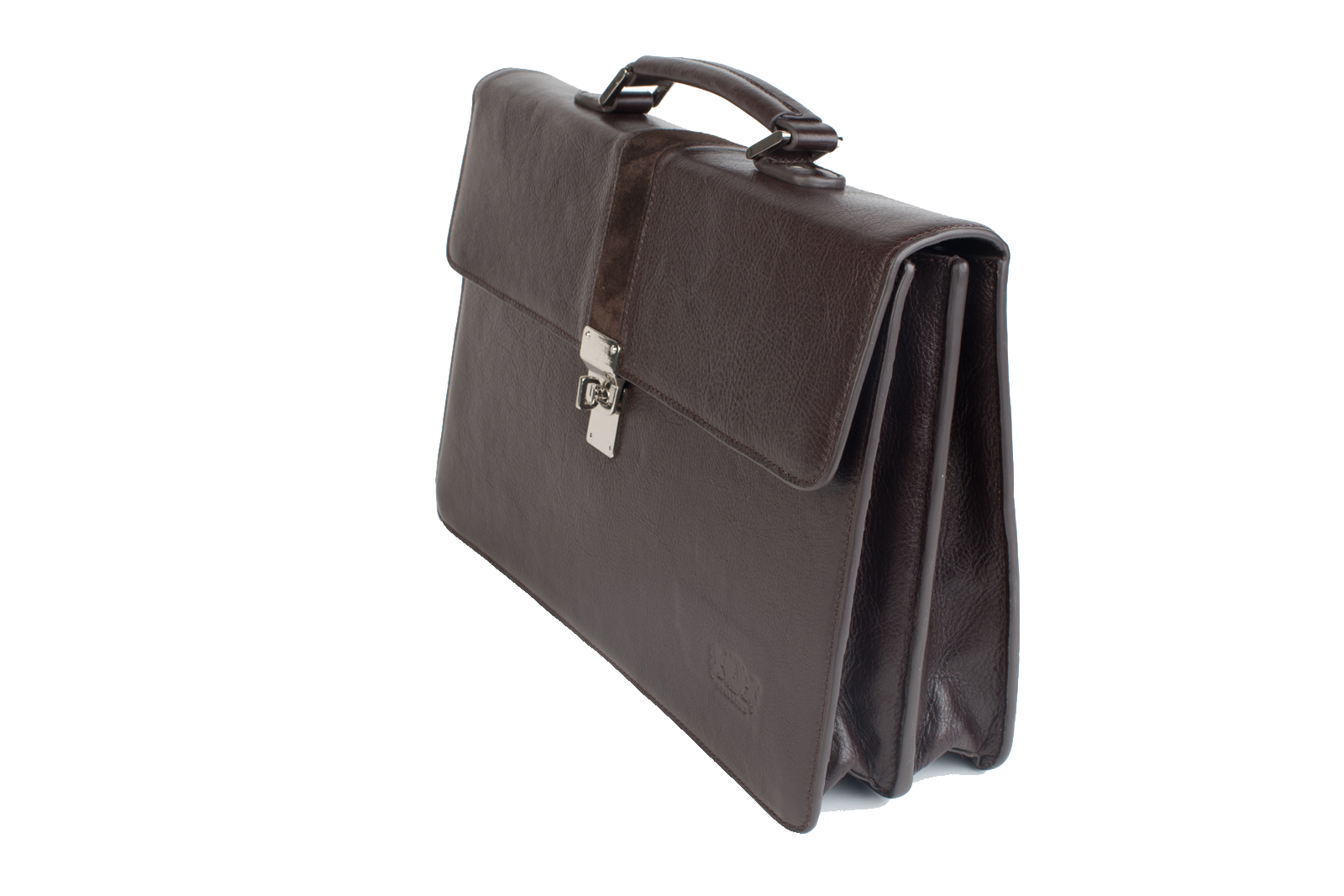 c5cfb3b54a02 Executive Handmade Leather Briefcase - Brown – Avallone