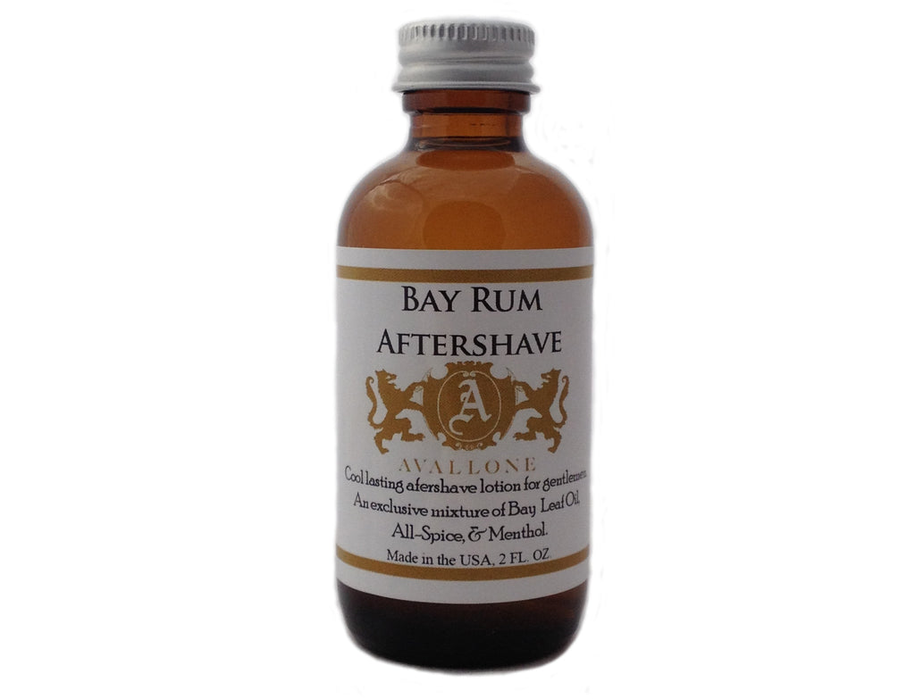 Bay Rum Aftershave - Avallone