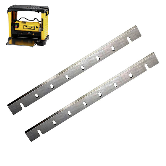 12-1/2-inch Planer Knives for DeWalt DW733, Replace DW7332