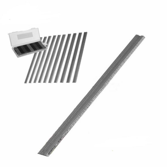 3-1/4-Inch 82mm Planer blades For Black & Decker planers DN710, BD710, BD713, BD725, DN720, KW710, KW713, and KW725