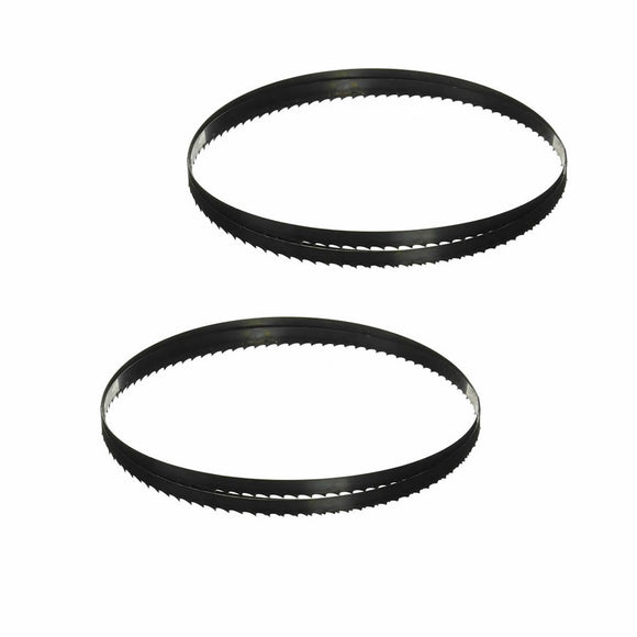 70-1/2″ (1790mm) Carbon Band Saw Blades - 2 Pack