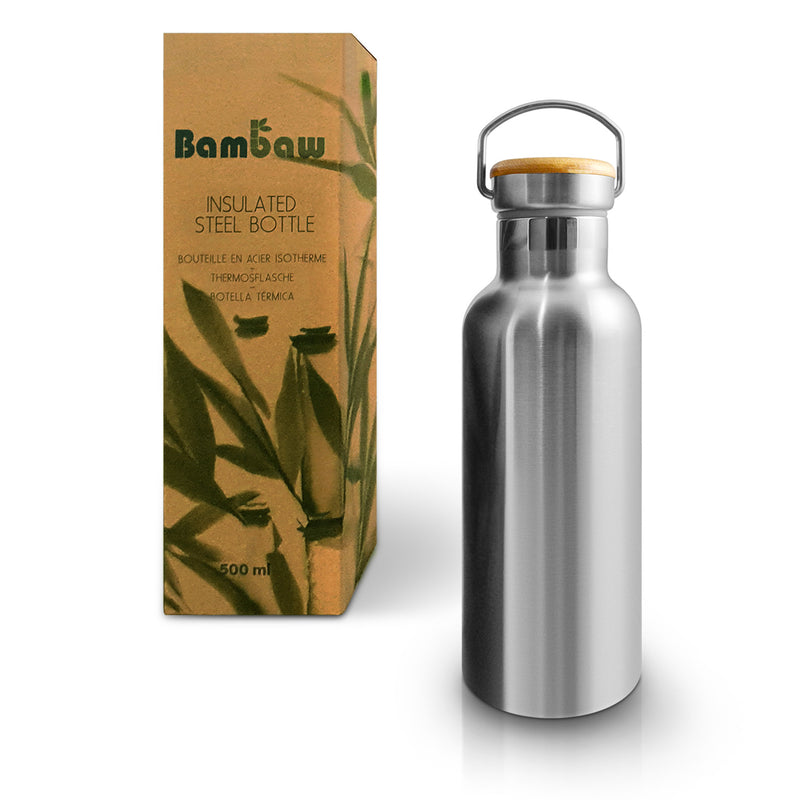 Steel Insulated Drinks Bottle