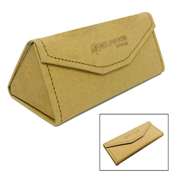 Spare Wildwood Kraft Foldable Sunglasses Case