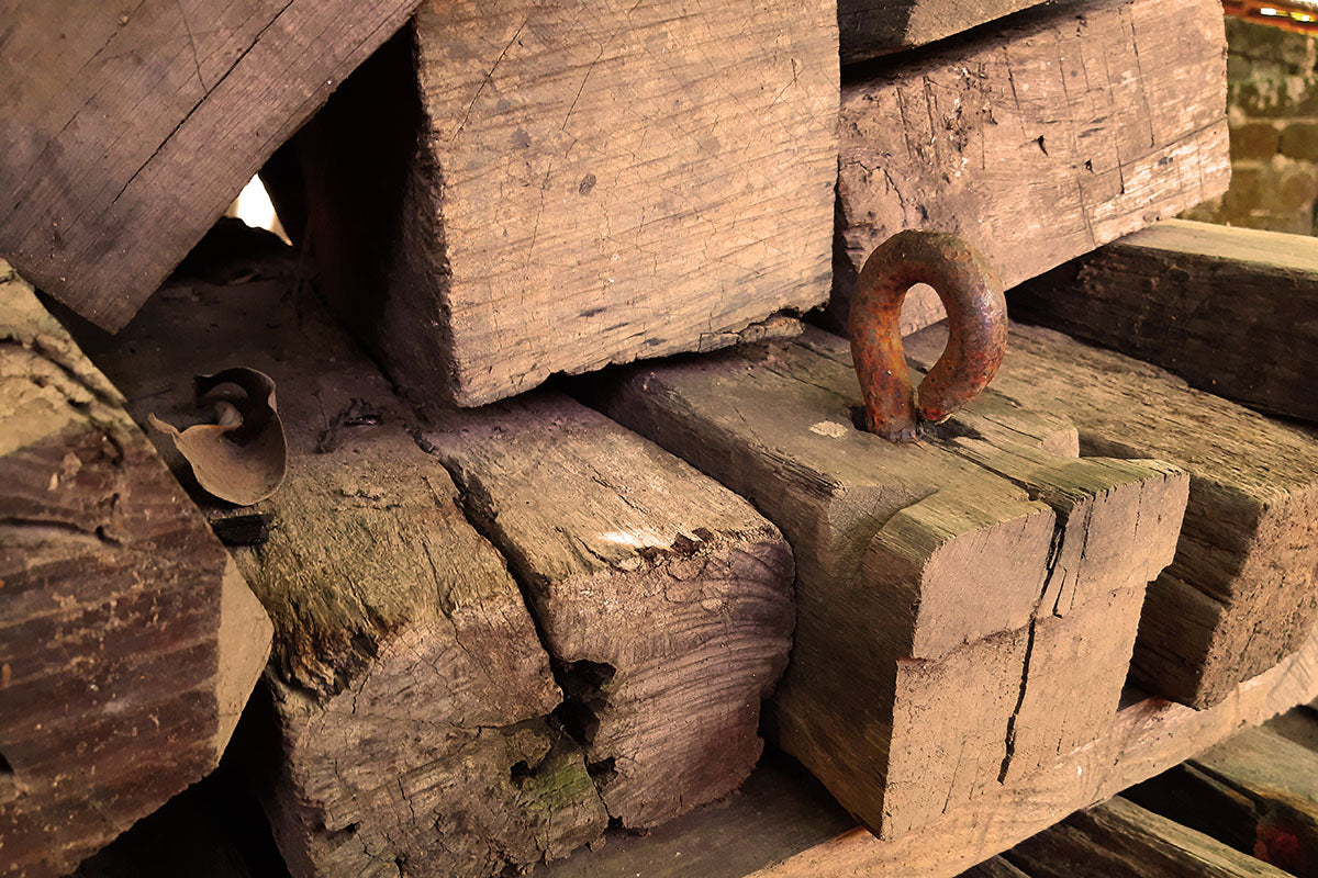 Old Wood History