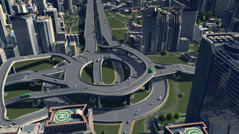 Free until 24 May the Cities: Skylines, Stellaris and Surviving Mars on Steam