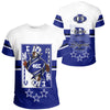 Africa Zone T-Shirt - We Are The Future Phi Beta Sigma Tee J5