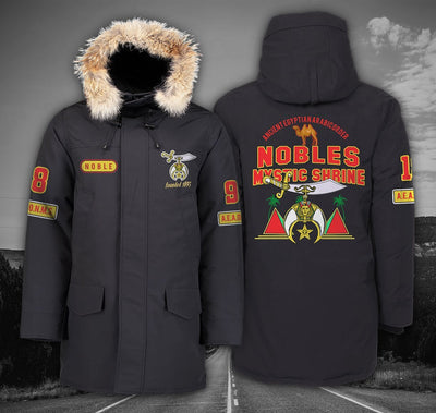 Shriners Langford Parka Black Label 111020191