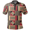 Kente Family Unity Polo Shirt J0