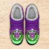 Omega Psi Phi Fleece Slipper