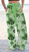 Alpha Kappa Alpha 3D Printed Loose pants 02