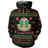 3D ALL OVER ALPHA KAPPA ALPHA UGLY SWEATER 24920193