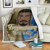 FLEECE BLANKET FREEMASON 01